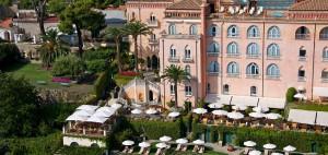 El Hotel Palazzo Sasso